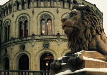 løve stortinget