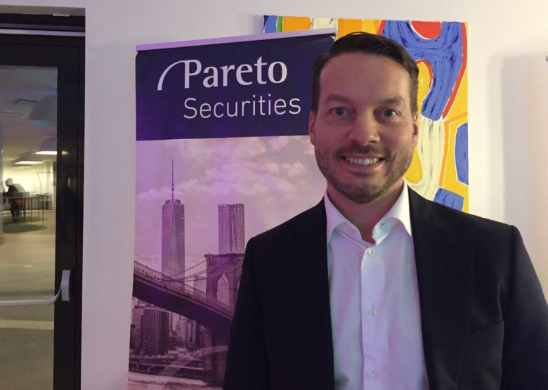 Aksjepraten: Pareto Securities