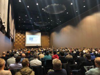 Den store aksjekvelden i Trondheim