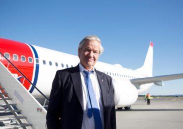 Norwegian-aksjonærer brenner verdier
