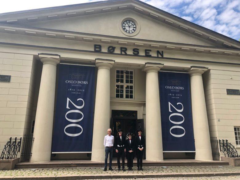 Premieutdeling – Makrokonkurransen 2019