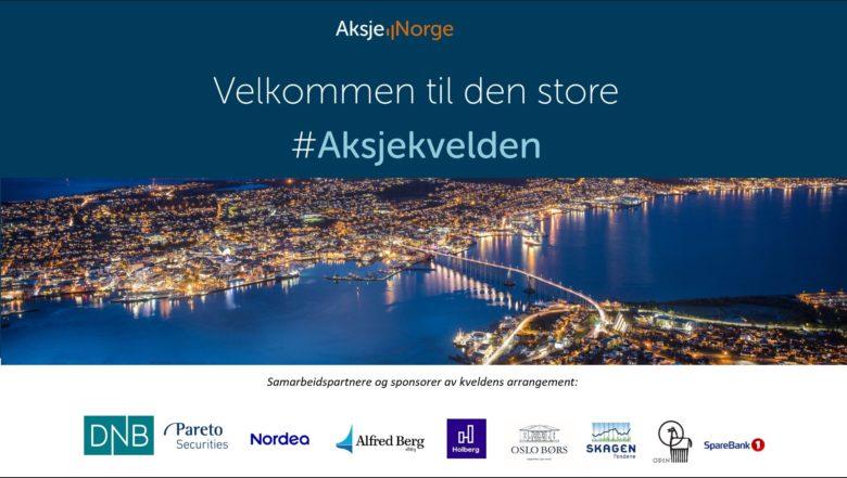 Rekordoppmøte i Tromsø