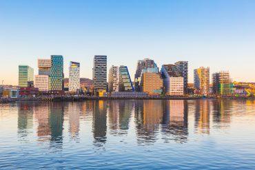 Den store aksjekvelden i Oslo