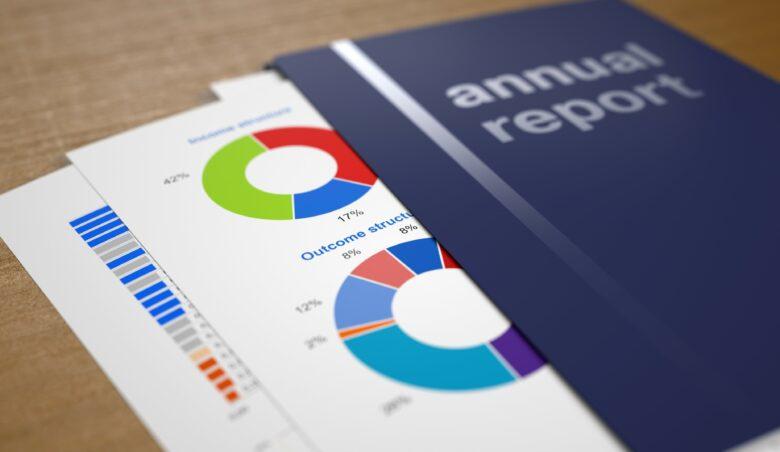 Om rapportering fra selskapene